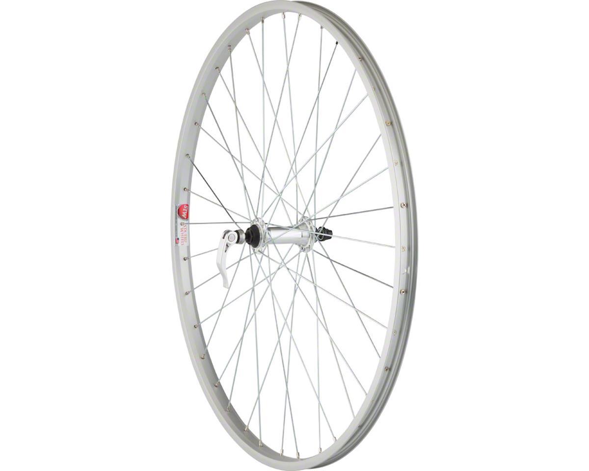 "Sta-Tru Front Wheel 650B / 27.5"" (584 ISO) x21mm Quick-Release Axle, 36 Spokes,"