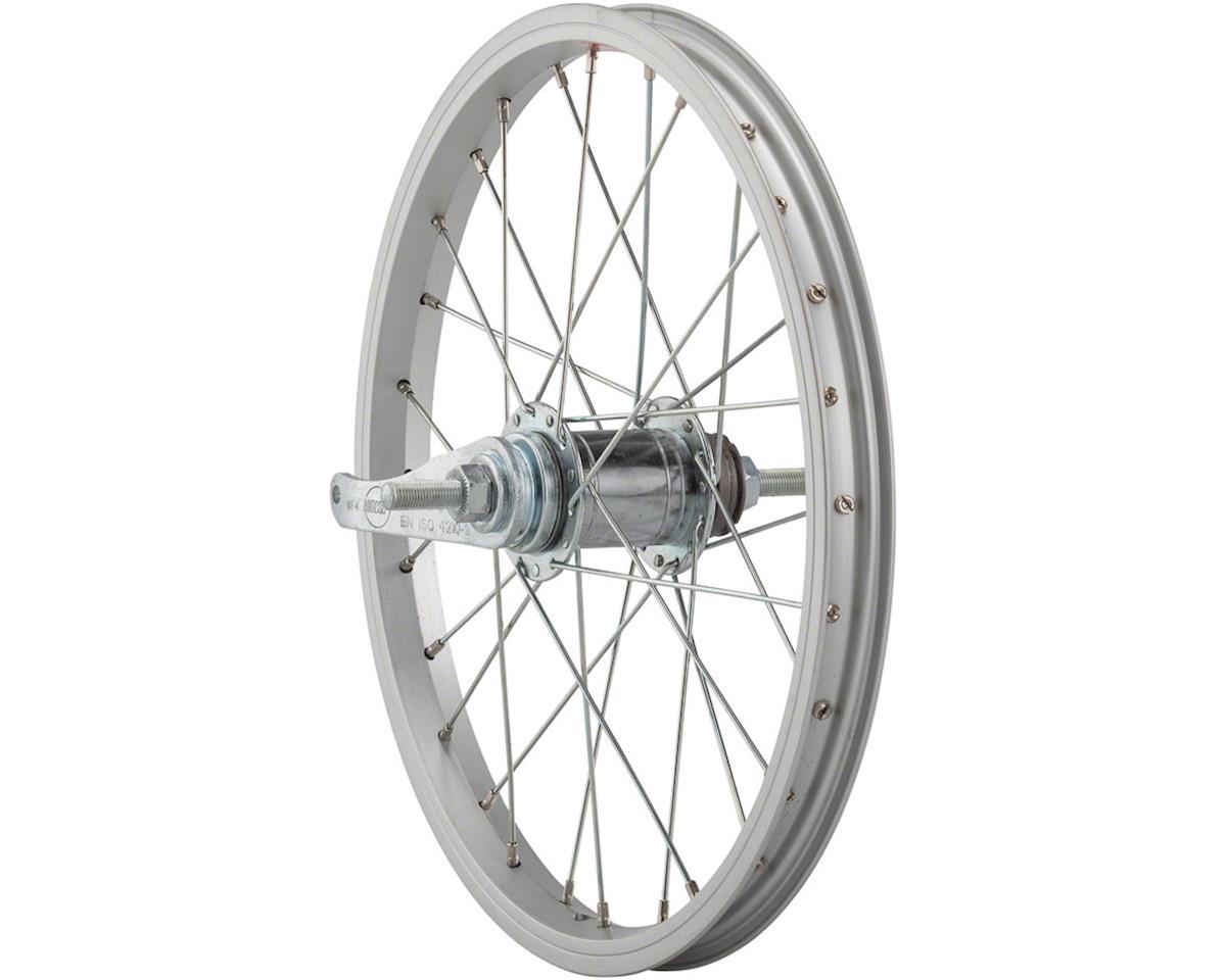 """Sta-Tru Rear Wheel 16"""" Coaster Brake, 28 Spokes, Steel Rim, Bolt-on Axle, Includ"""