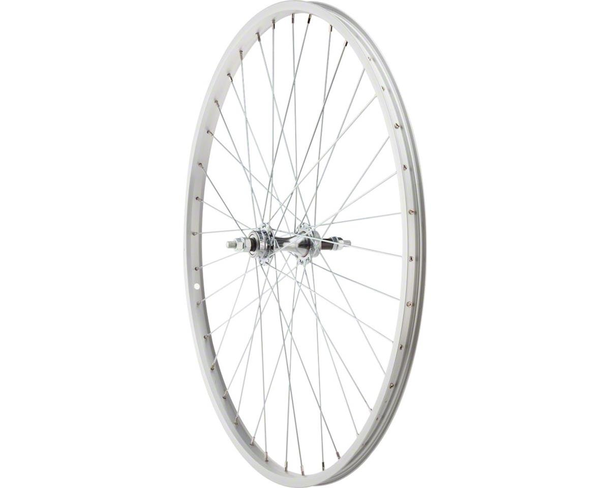 "Rear Wheel 26"" x 1?"" (590 ISO) Bolt-on Axle, 36 Spokes, 6-7 Speed Freewh"
