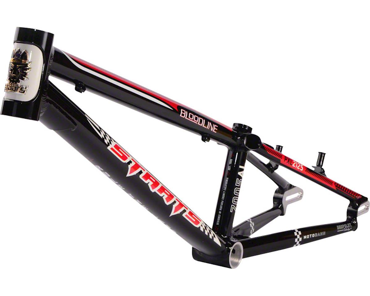 "Staats Bloodline MotoBahn Pro XL Frame 21.25"" Top Tube Belgian Black"