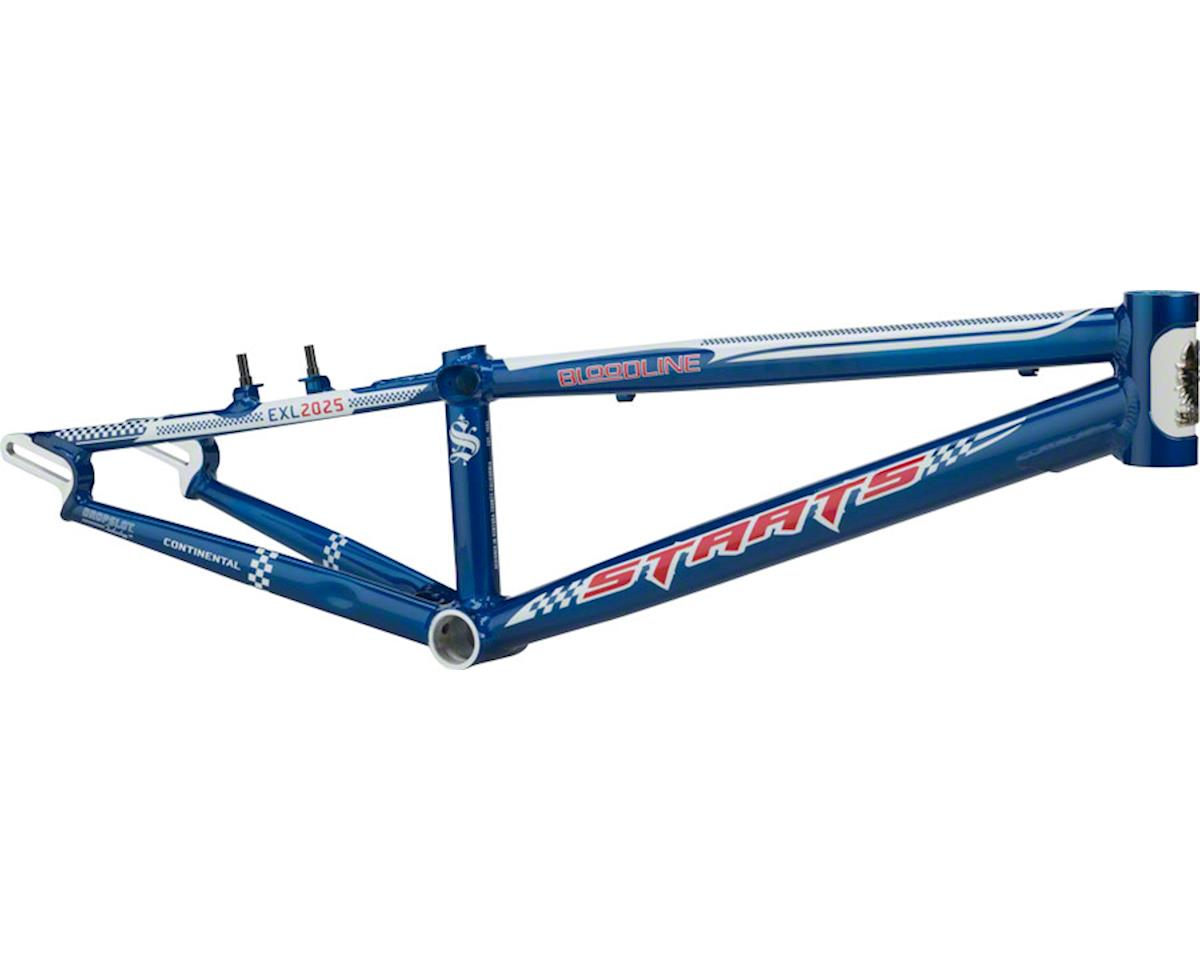 "Staats Bloodline Continental Expert XL Frame 20.25"" Top Tube French Blue"