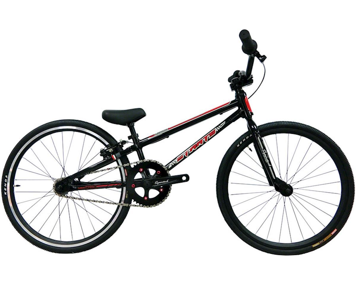 "Staats Superstock Mini BMX Race Bike - 17.5"" TT, Black"