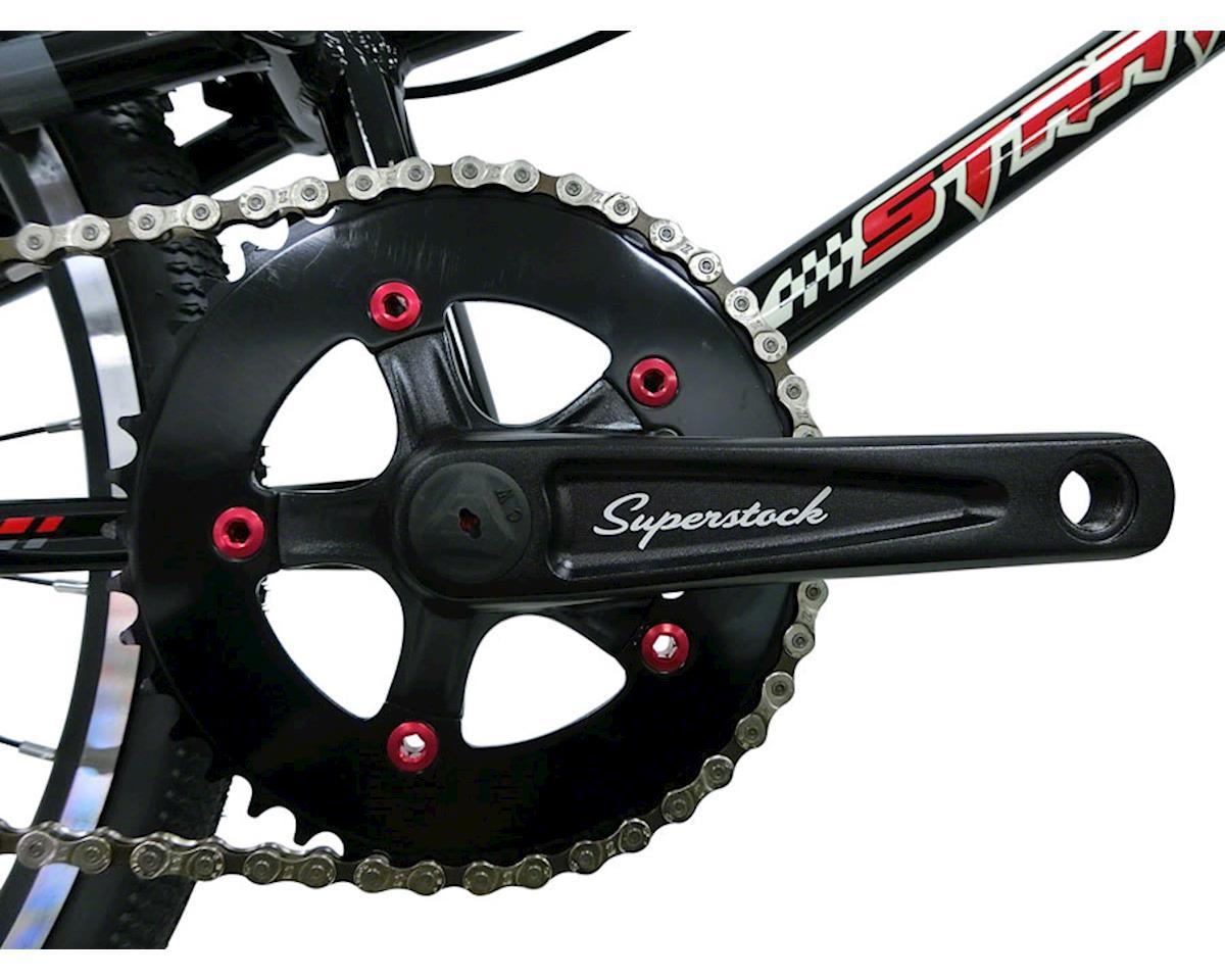"Image 5 for Staats Superstock Mini BMX Race Bike - 17.5"" TT, Black"