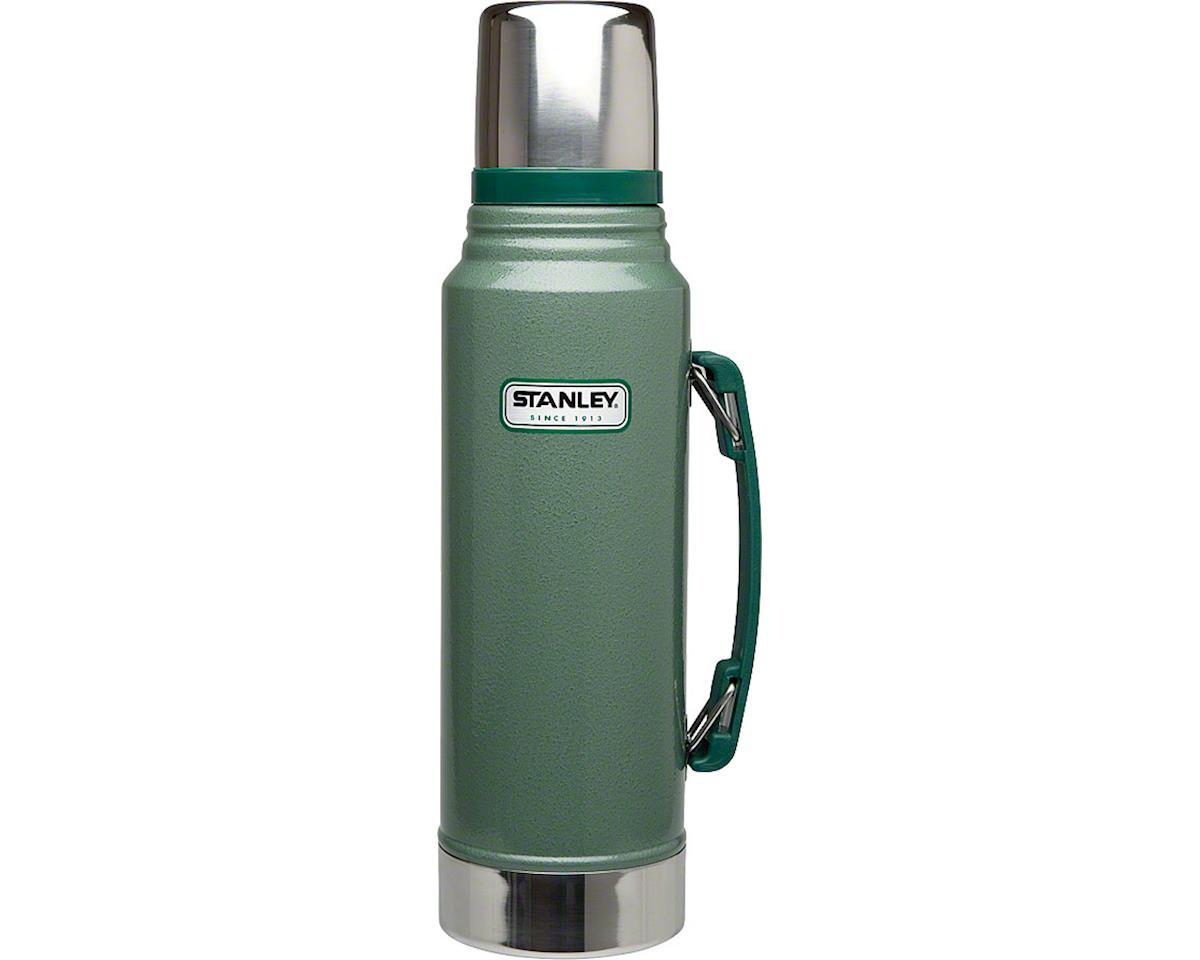 Classic Vacuum Insulated Bottle: Green, 1.1qt