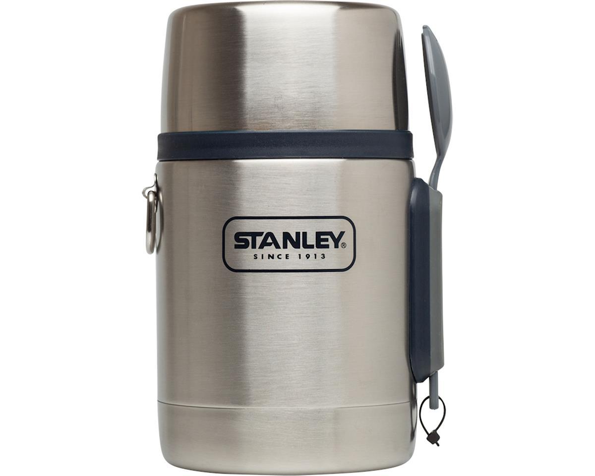 Adventure vacuum food jar, 18oz - Stainless steel