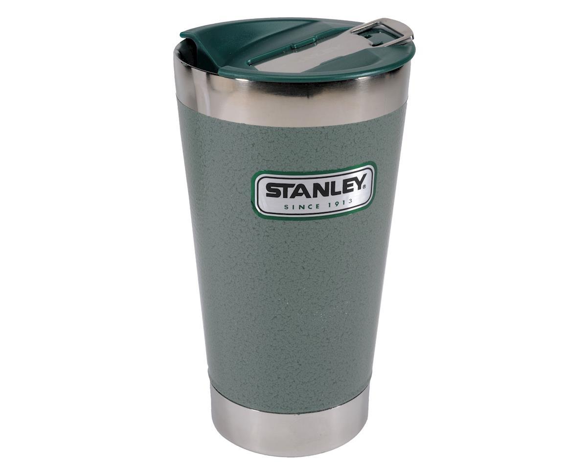 Stanley Classic Vacuum Pint (Hammertone Green)