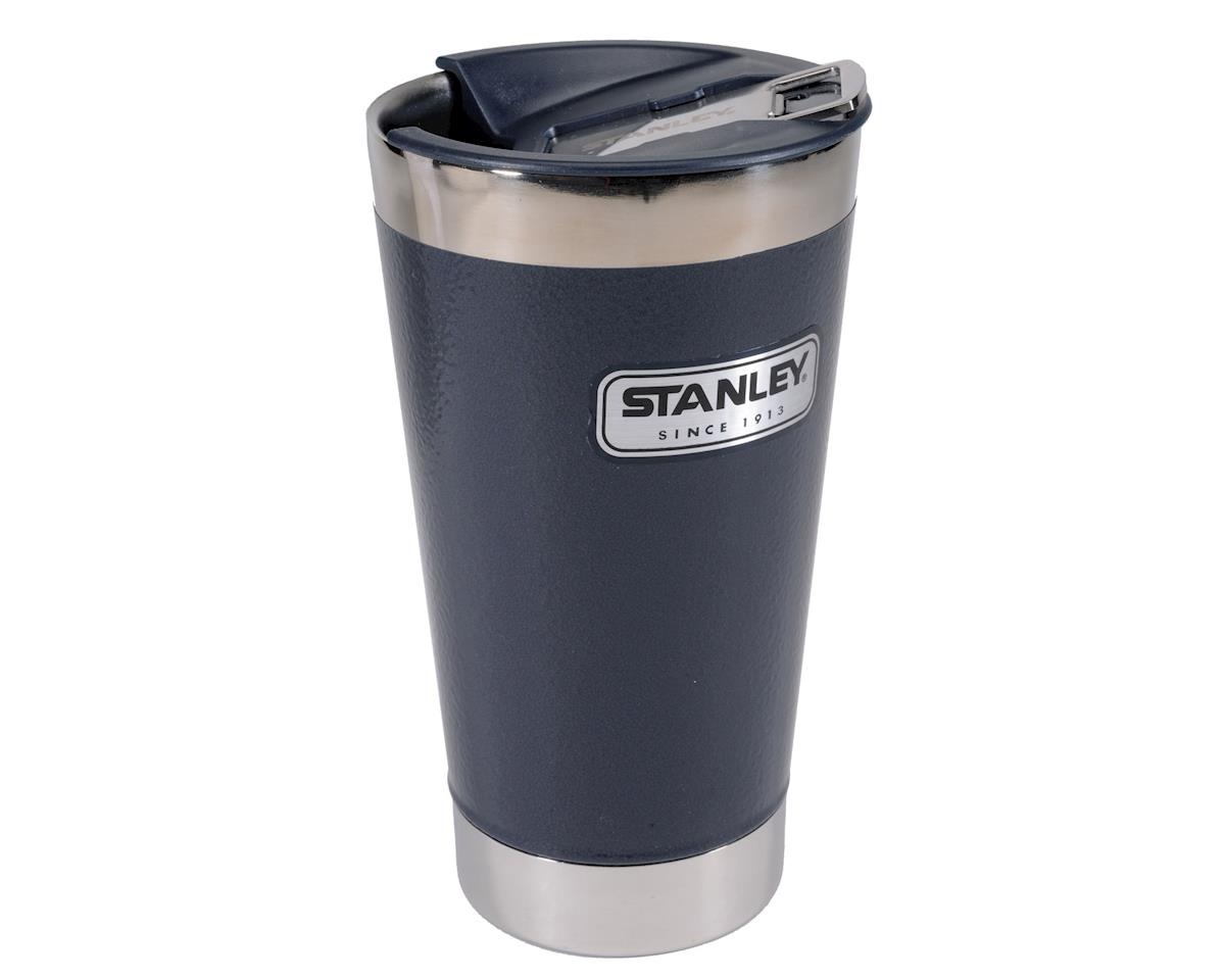 Stanley Classic Vacuum Pint (Hammertone Crimson)