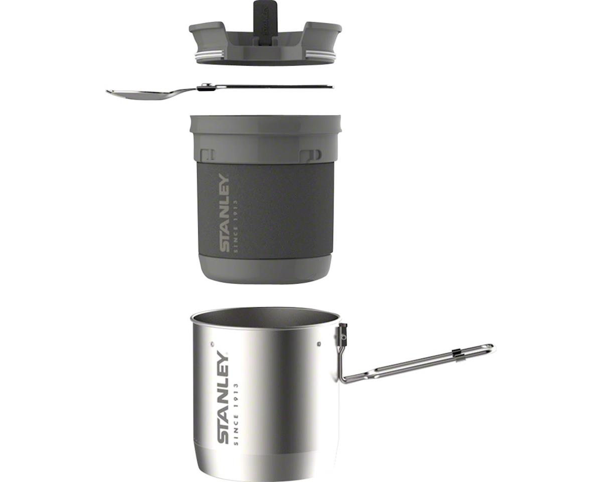 Mountain Compact Cook Set: Stainless Steel, 24oz