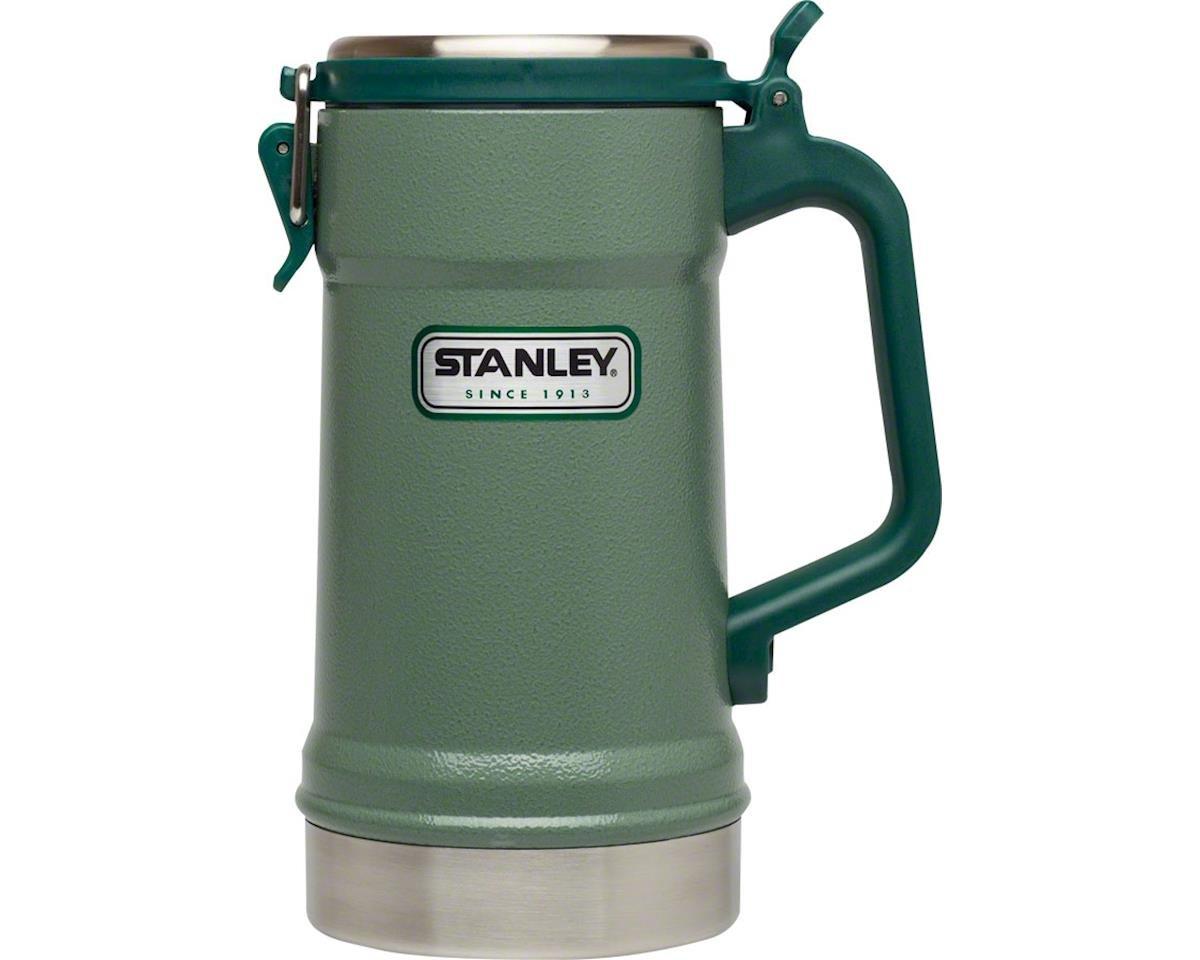 Classic Vacuum Stein: Hammertone Green, 24oz