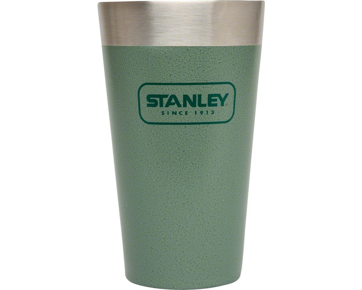 Stanley Stainless Steel pint glass - hammertone green