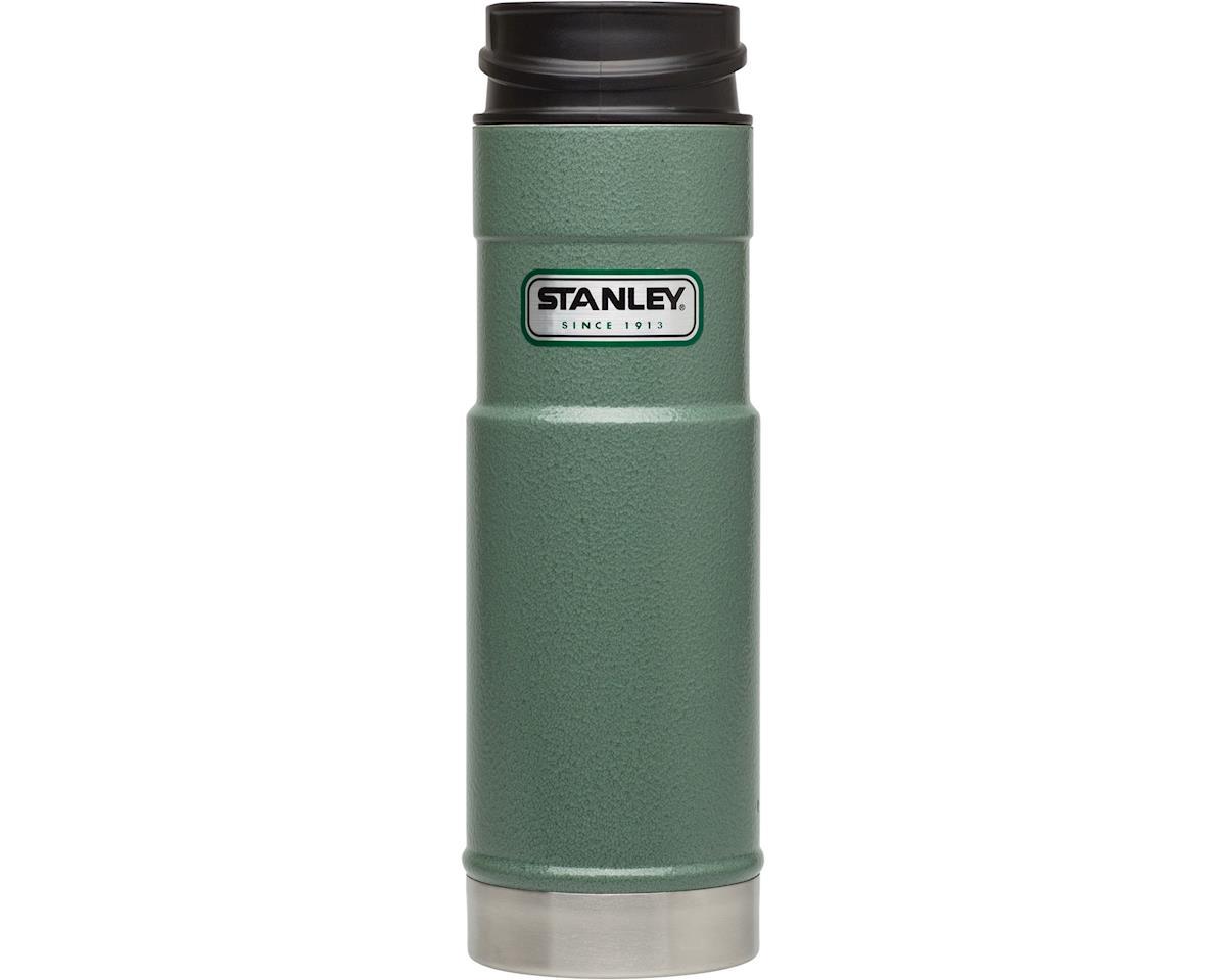 One Handed Vacuum Mug 2.0, 20oz hammertone green