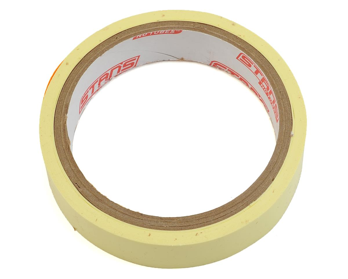 Stans Yellow Rim Tape (10 Yard Roll) (21mm)