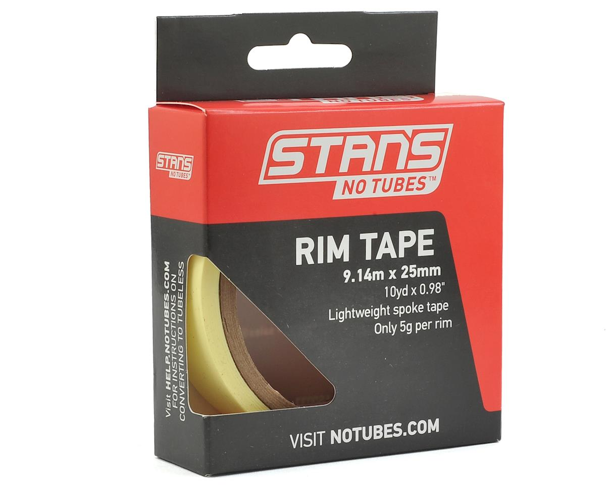 Image 2 for Stans Yellow Rim Tape 25mm (10yd roll)