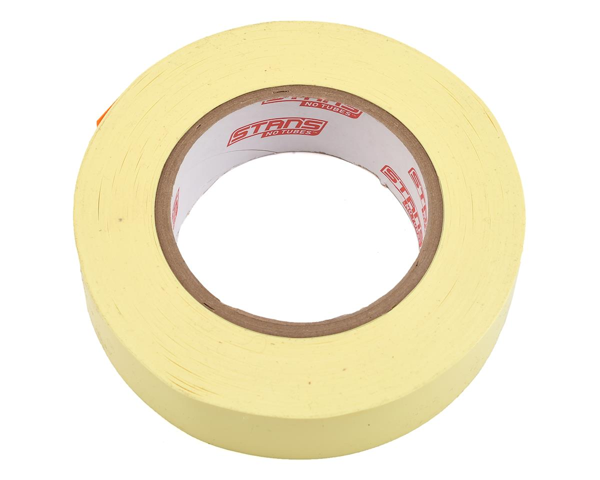 Stans Yellow Rim Tape (60 Yard Roll) (30mm)