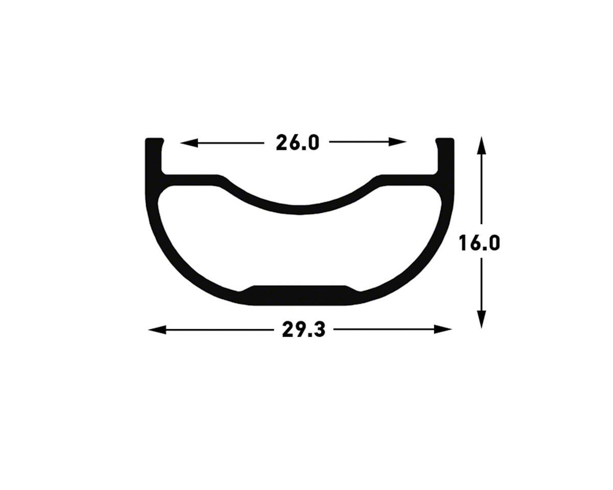 "Stans Arch MK3 27.5"" Disc Rim (Black) (28H)"
