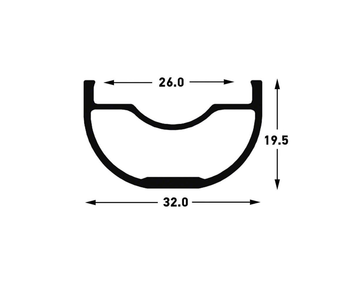 "Stans Arch MK3 29"" Rear Wheel (12 x 148mm Boost) (Shimano)"