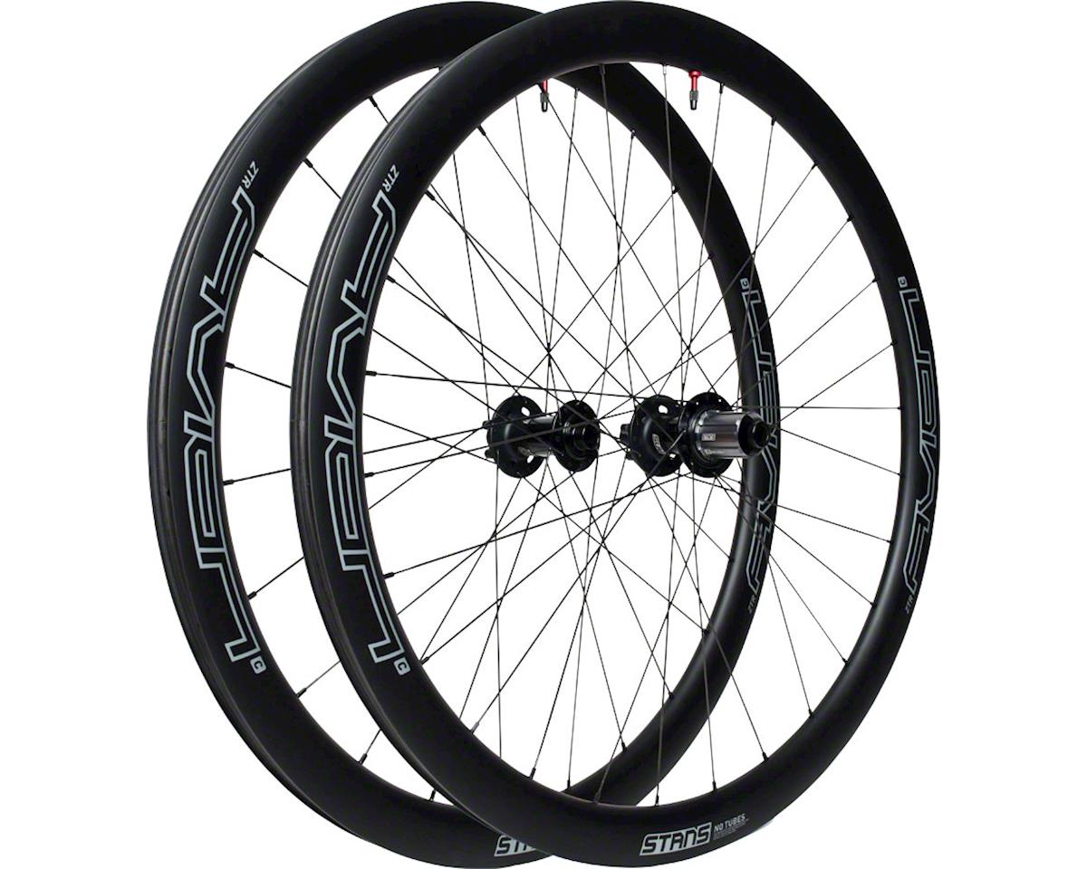 Stans Avion Team Carbon 700c Disc Wheelset