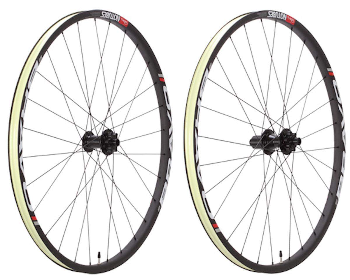 "Stans ZTR Bravo Team Tubeless 27.5"" Wheelset (15/142) (Shimano)"