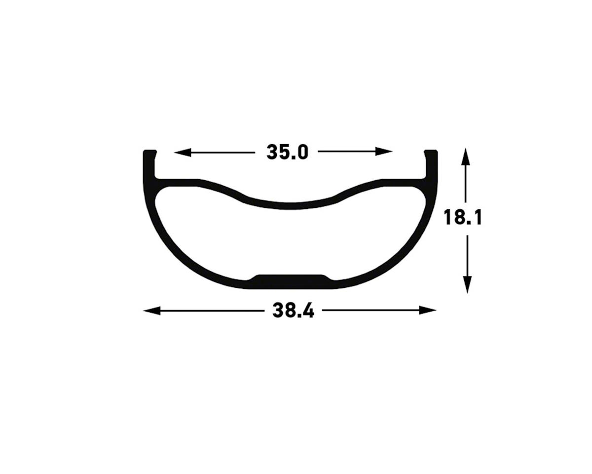 "Stans Baron MK3 27.5"" Disc Tubeless Rear Wheel (12 x 148mm Boost) (SRAM XD)"