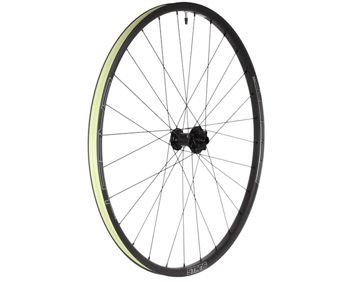 "Stans Crest CB7 29"" Tubeless Thru Axle Front Wheel (15 x 100mm)"