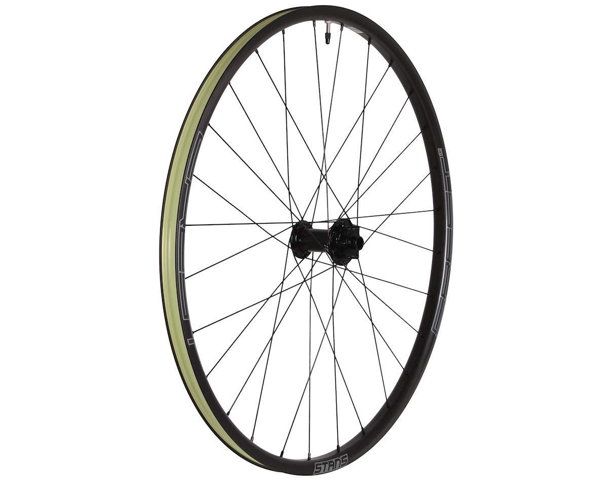 "Stans Crest CB7 29"" tubeless 15 Boost front wheel"
