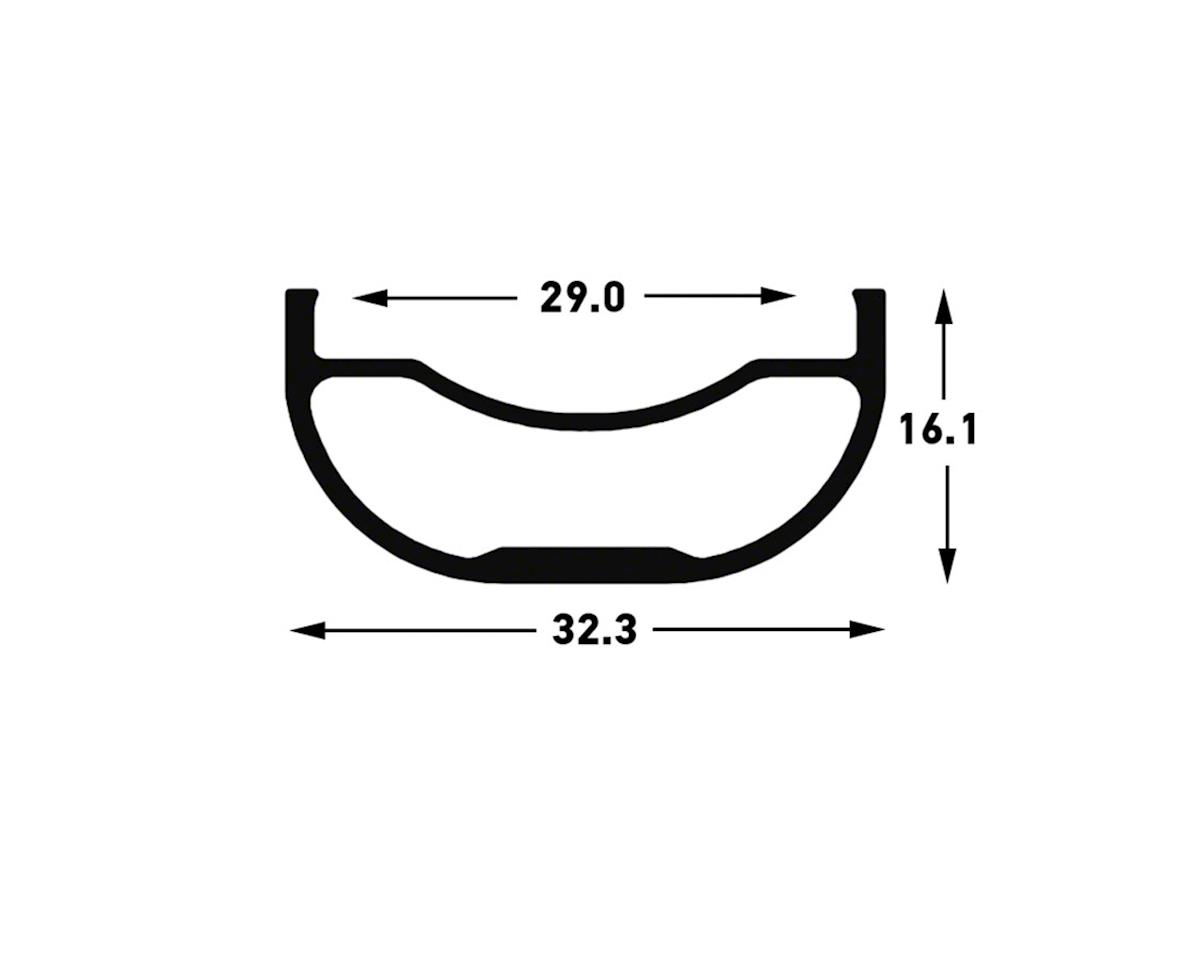 """Image 4 for Stans Flow MK3 29"""" Disc Tubeless Thru Axle Front Wheel (15 x 110mm Boost)"""