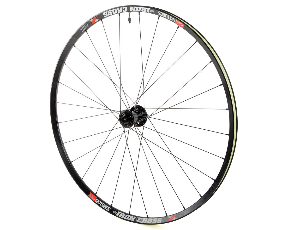 Stans Iron Cross Team Wheel (Front) (6-Bolt Disc)