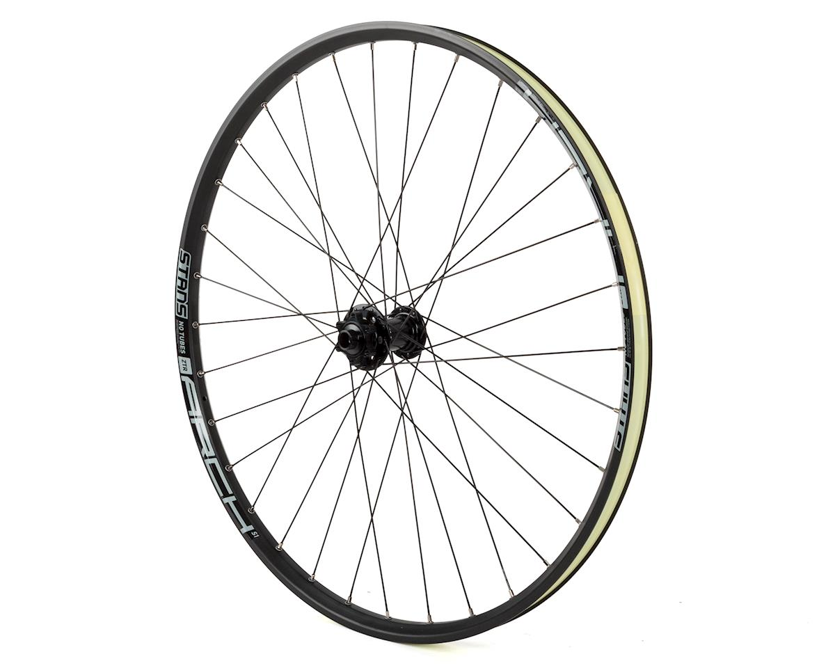 Stans ZTR Arch S1 27.5 Front Disc Wheel (100 x 15) (6 Bolt) (Black)