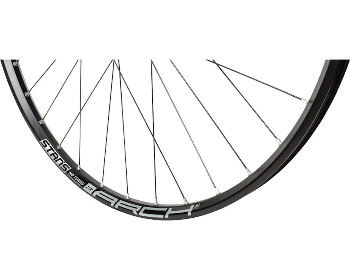 "Stans ZTR Arch S1 27.5"" Disc Tubeless Front Wheel (15 x 110mm Boost)"