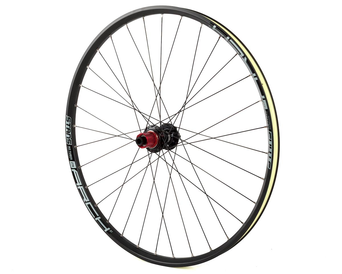 Stans ZTR Arch S1 27.5 Rear Disc Wheel (142 x 12) (6 Bolt) (Black) (Shimano)