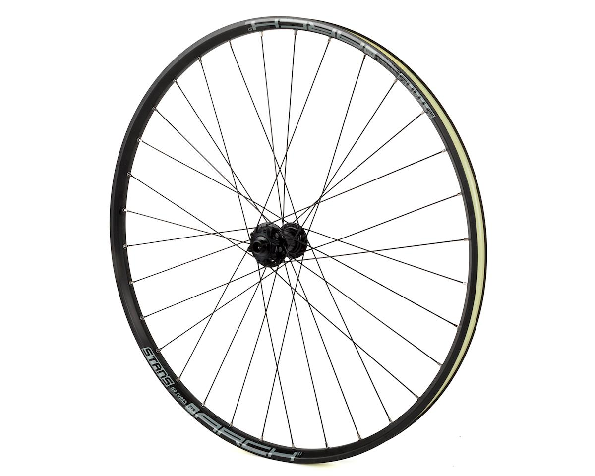 "Stans ZTR Arch S1 29"" Front Disc Wheel (100 x 15) (6 Bolt) (Black)"