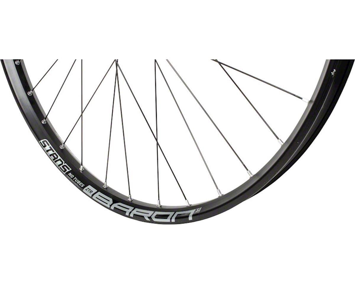 "Stans Baron S1 27.5"" Disc Front Wheel (15 x 110mm Boost)"