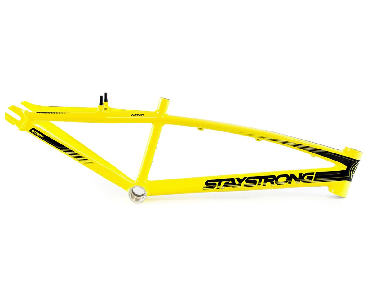 Stay Strong For Life V2 EXpert XL Bike Frame (Yellow)