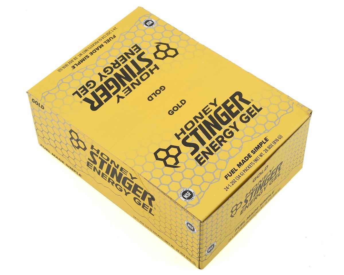 Honey Stinger Energy Gel (Gold) (24 1.2oz Packets)