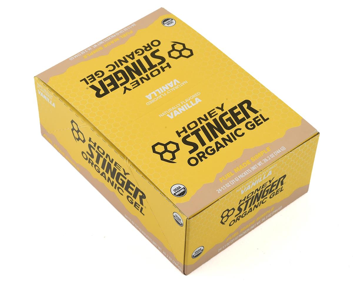 Honey Stinger Energy Gel (Vanilla) (24 1.2oz Packets)