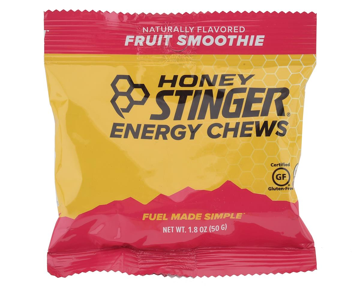 Honey Stinger Organic Energy Chews (Fruit Smoothie) (12)