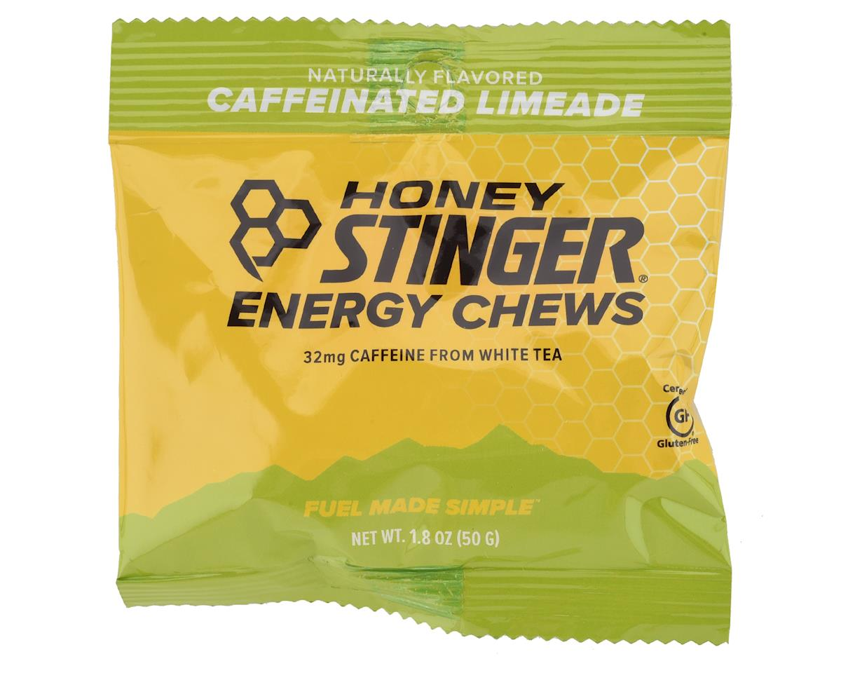 Honey Stinger Organic Energy Chews (Lime-Ade) (1)