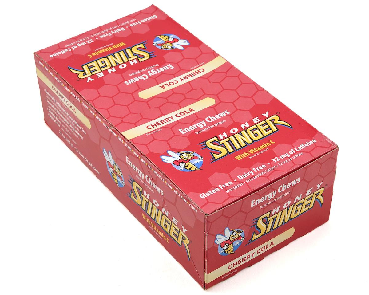 Honey Stinger Organic Energy Chews (Cherry Cola) (12 1.8oz Packets)