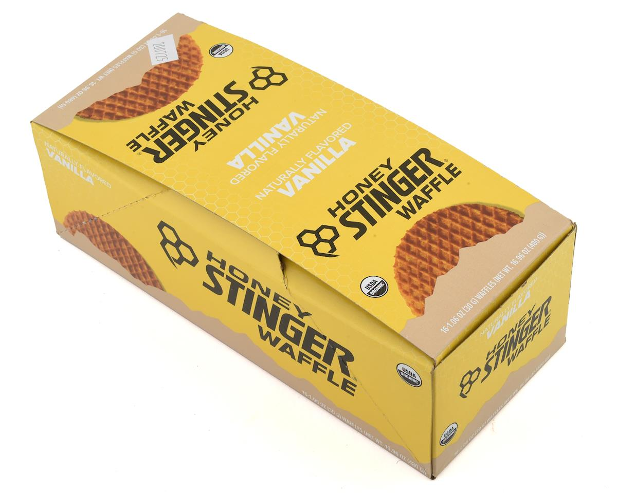 Image 1 for Honey Stinger Waffle (Vanilla) (16 1.0oz Packets)