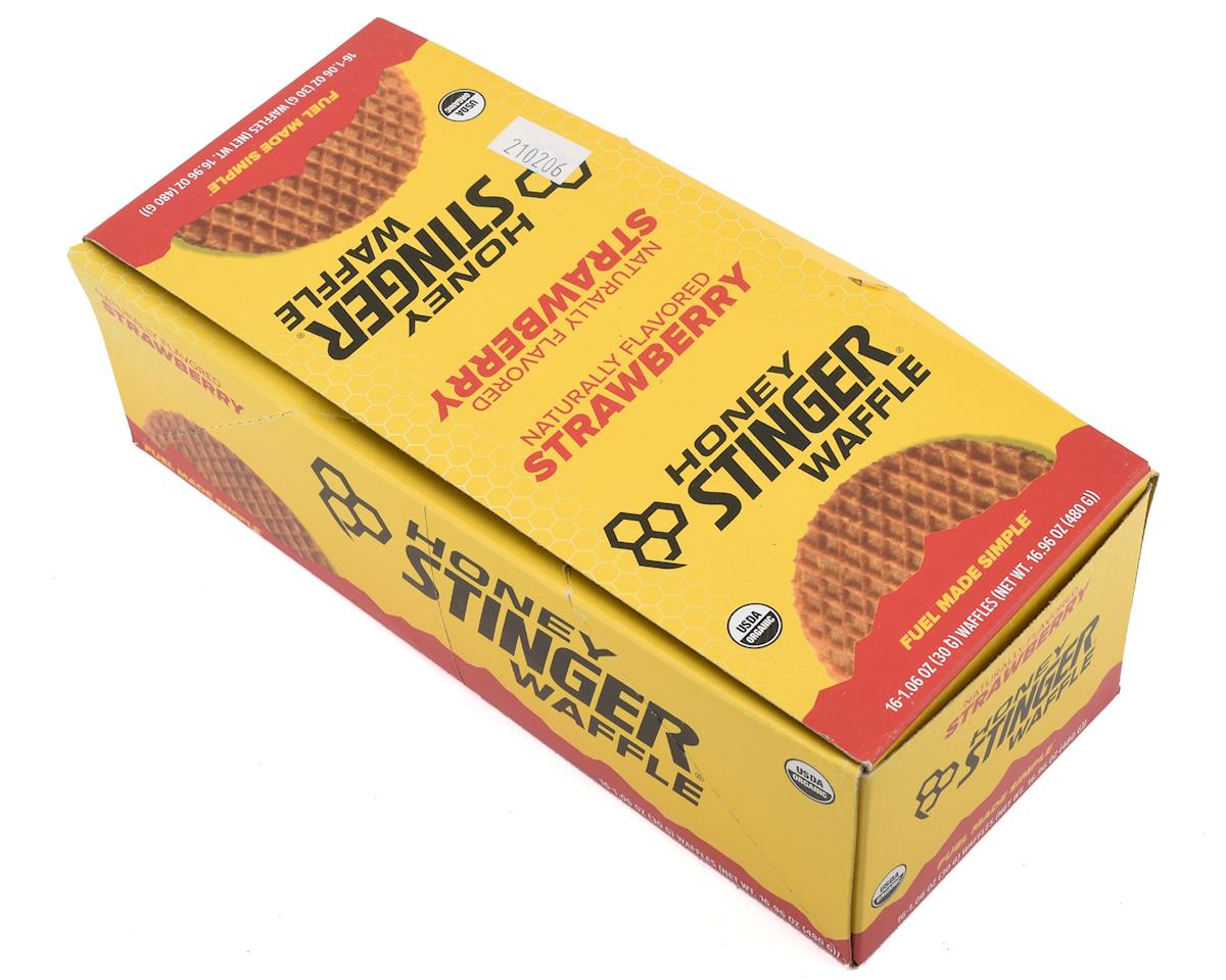 Honey Stinger Waffle (Strawberry) (16 1.0oz Packets)