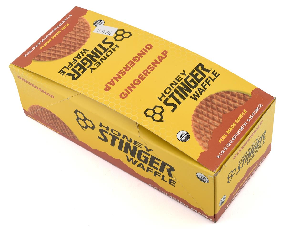 Honey Stinger Waffle (Ginger Snap) (16 1.0oz Packets)