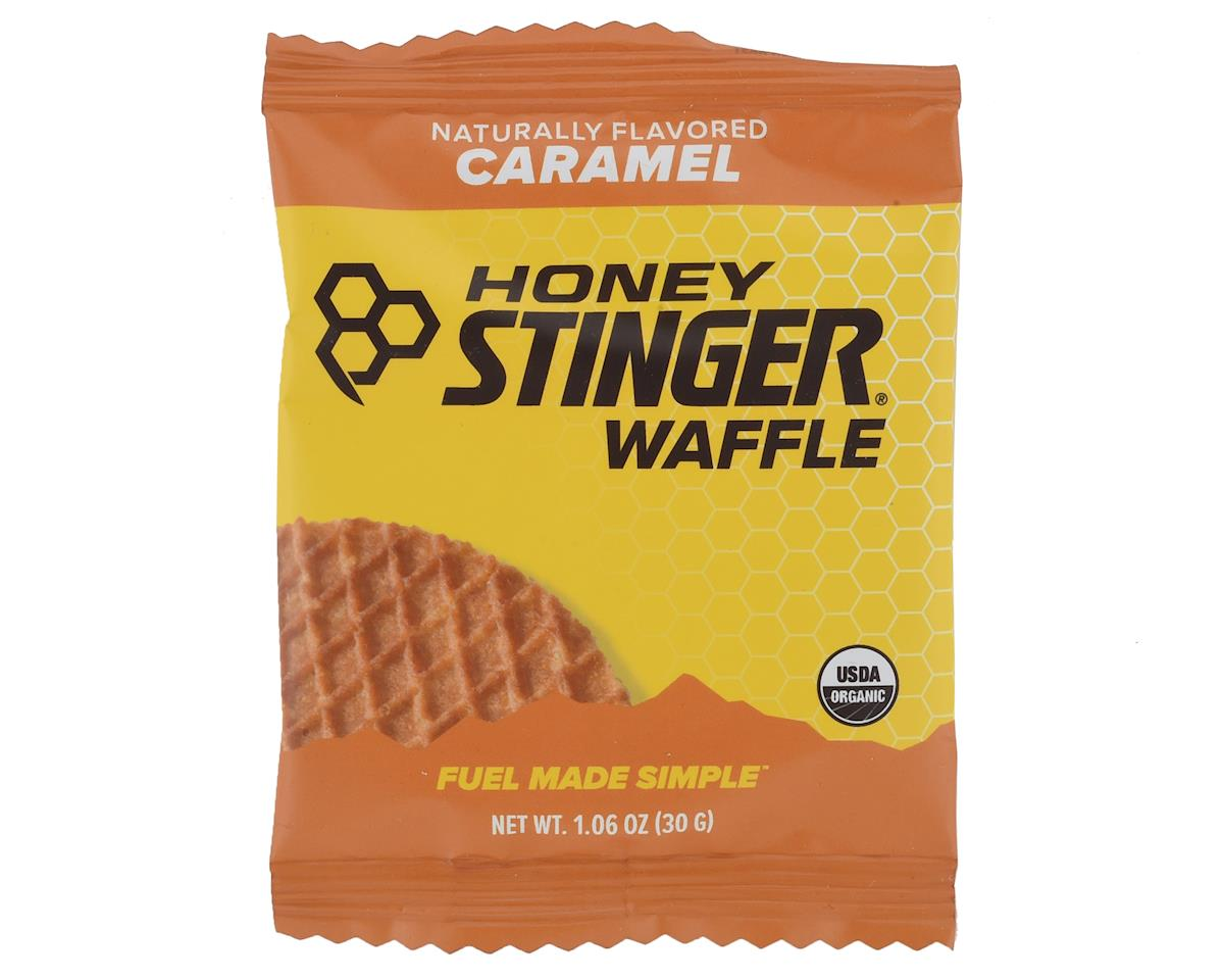 Honey Stinger Organic Waffle (Caramel) (1)