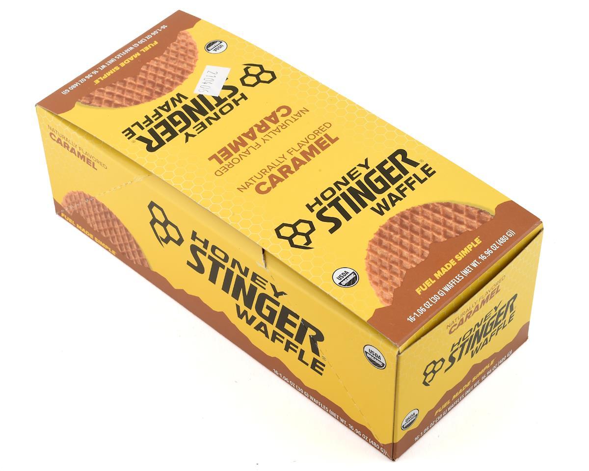 Honey Stinger Waffle (Caramel) (16) (16 1.0oz Packets)