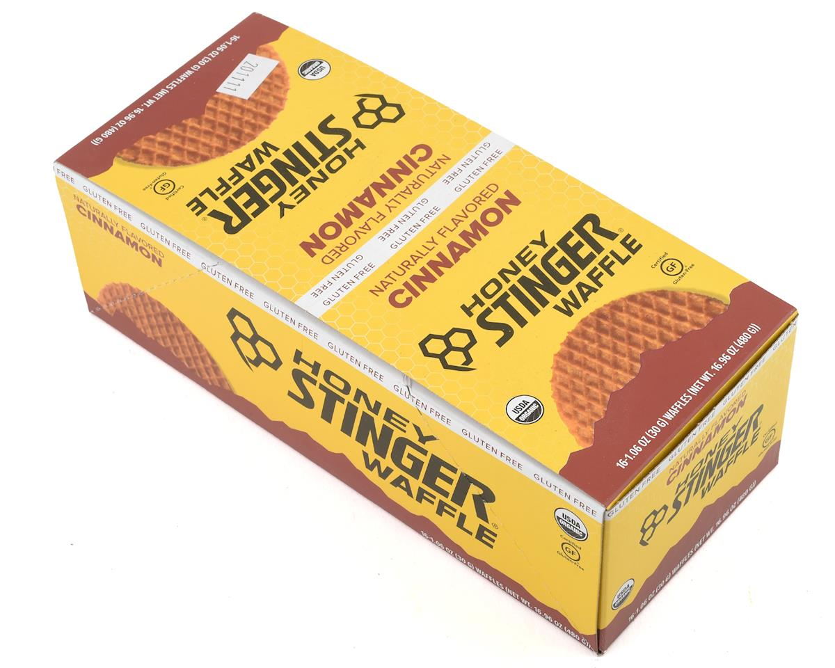 Honey Stinger Waffle (Cinnamon) (16 1.0oz Packets)