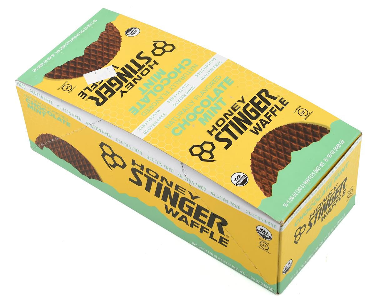 Honey Stinger Waffle (Mint Chocolate) (16 1.0oz Packets)