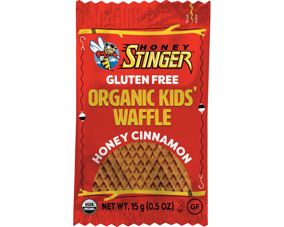 Kids Organic Gluten-Free Waffle: Honey Cinnamon, Box of 6