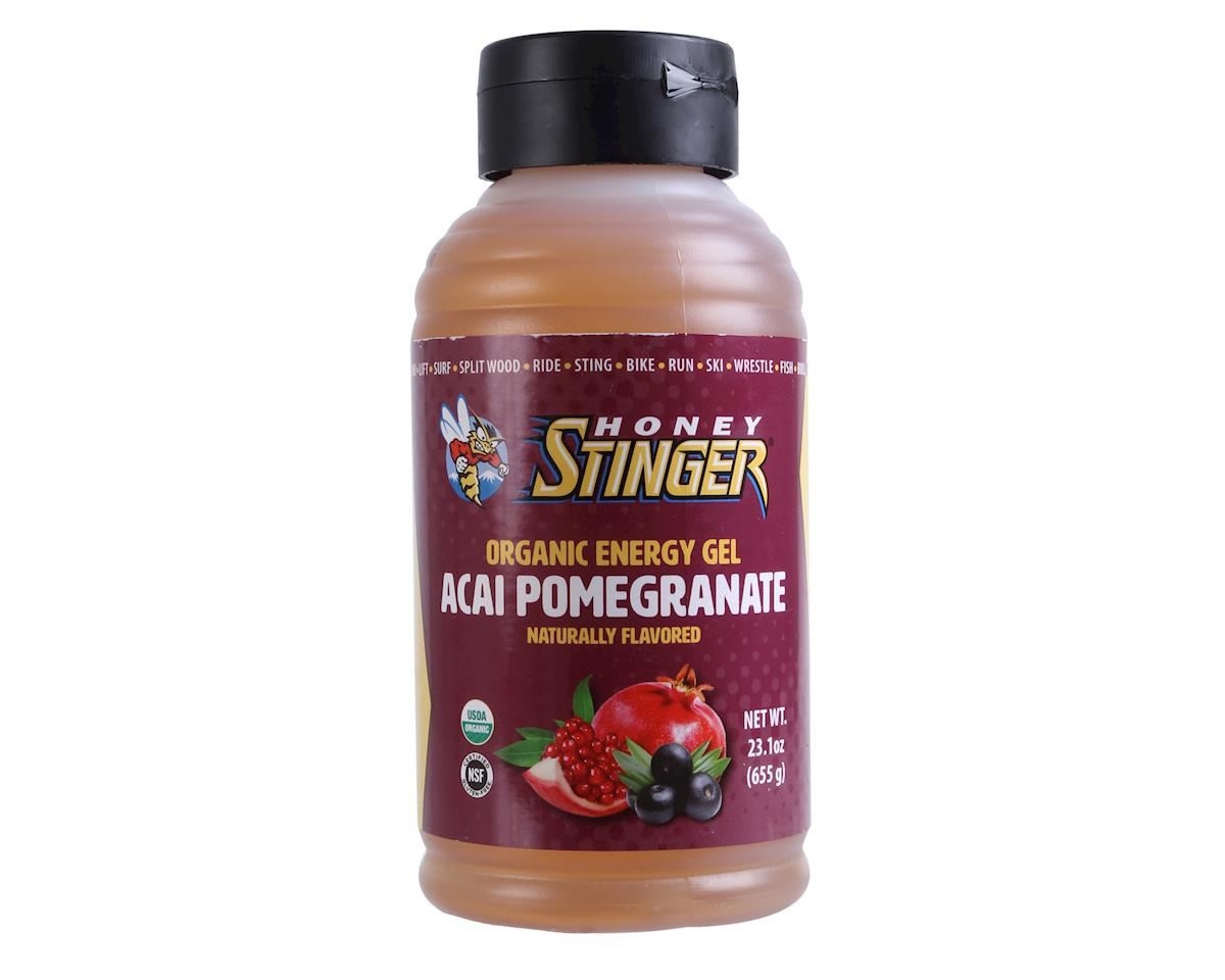 Honey Stinger Organic Energy Gel (Acai & Pomegranate) (23.1oz Bottle)