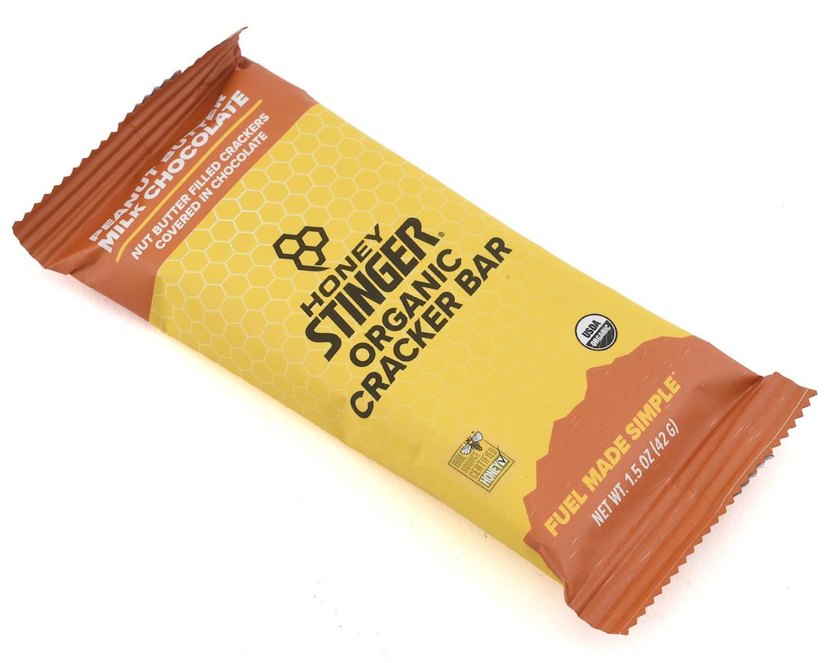 Honey Stinger Organic Cracker Bars (Peanut Butter) (12) (12 1.5oz Packets)