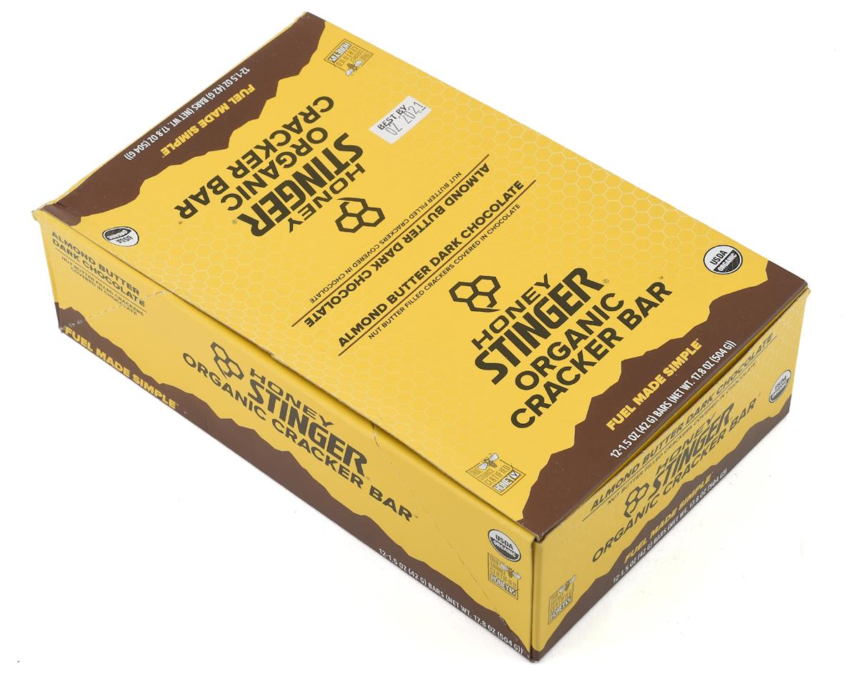 Honey Stinger Organic Cracker Bars (Almond Butter) (12) (12 1.5oz Packets)