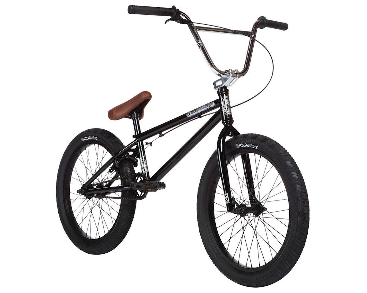"Stolen 2020 Casino XS Bike (19.25"" TT) (Black/Chrome)"